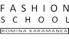 fashion school logo